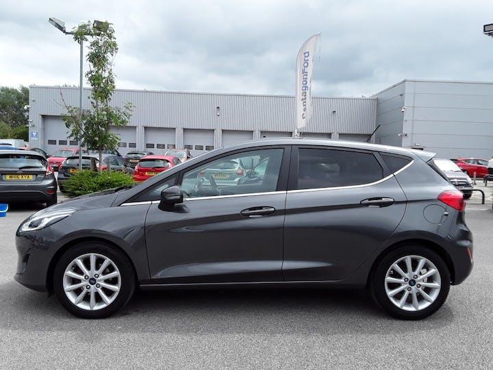 Ford Fiesta 1.0t Ecoboost Titanium Hatchback 5dr Petrol Manual (s/s) (100 Ps) | MD67KCJ | Photo 8
