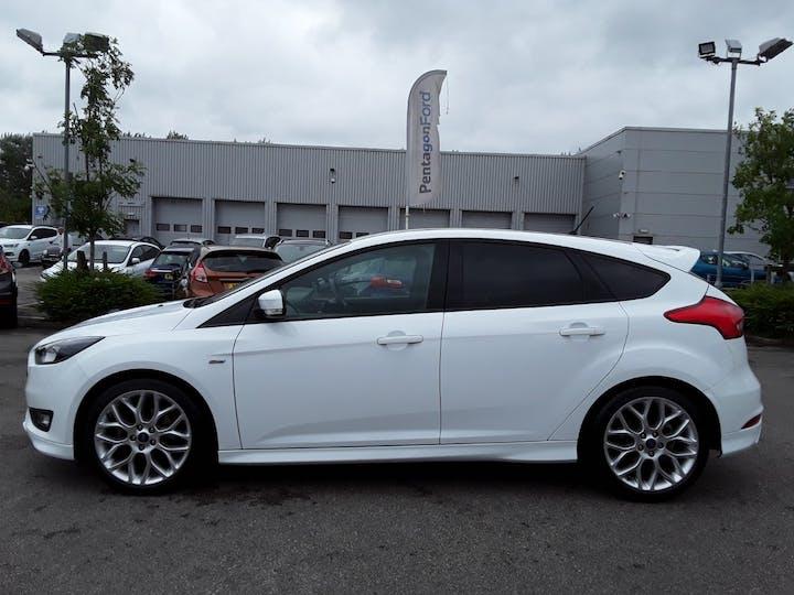 Ford Focus 1.0t Ecoboost St Line Hatchback 5dr Petrol (s/s) (140 Ps)   MF18JUA   Photo 8