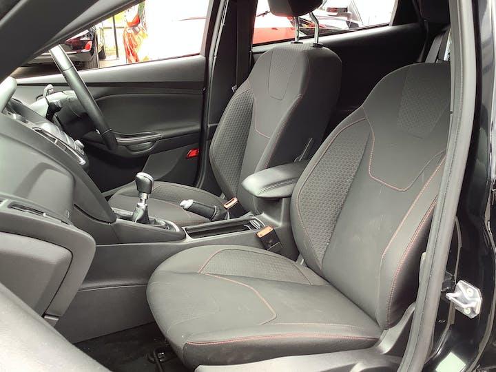 Ford Focus 1.0t Ecoboost St Line Hatchback 5dr Petrol (s/s) (140 Ps)   MF18TDZ   Photo 8