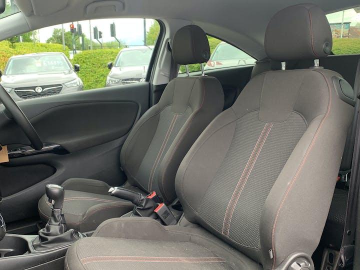 Vauxhall Corsa 1.4i Turbo Black Edition Hatchback 3dr Petrol (s/s) (150 Ps) | MF67TEO | Photo 8
