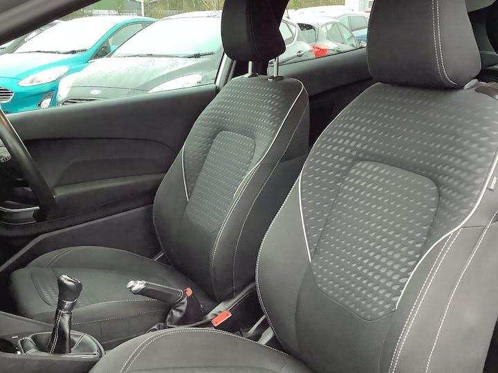 Ford Fiesta 1.1 Ti Vct Zetec Hatchback 3dr Petrol Manual (s/s) (85 Ps)   MJ67XRK   Photo 8