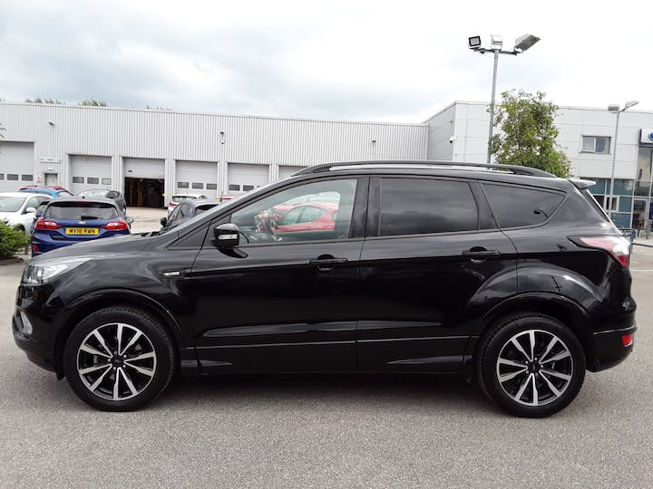 Ford Kuga 1.5 TDCi St Line SUV 5dr Diesel Manual (s/s) (120 Ps) | MJ68UST | Photo 8