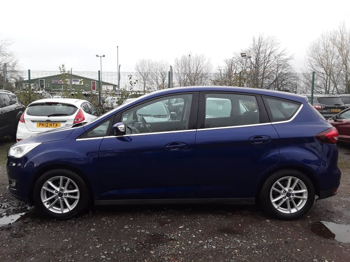 Ford C-MAX 1.5 TDCi Zetec Mpv 5dr Diesel (s/s) (120 Ps) | ML67KUW | Photo 8