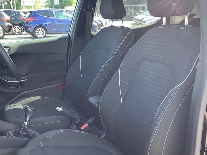 Ford Fiesta 1.0t Ecoboost Titanium Hatchback 5dr Petrol Manual (s/s) (100 Ps) | MM18VGE | Photo 8