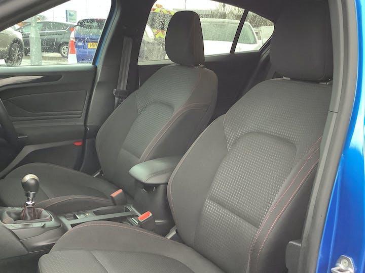 Ford Focus 1.0t Ecoboost St Line Hatchback 5dr Petrol Manual (s/s) (125 Ps)   MM19UWR   Photo 8