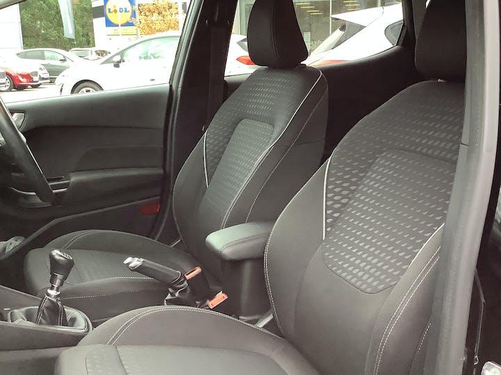 Ford Fiesta 1.0t Ecoboost Titanium Hatchback 5dr Petrol Manual (s/s) (125 Ps) | MT18YTL | Photo 8
