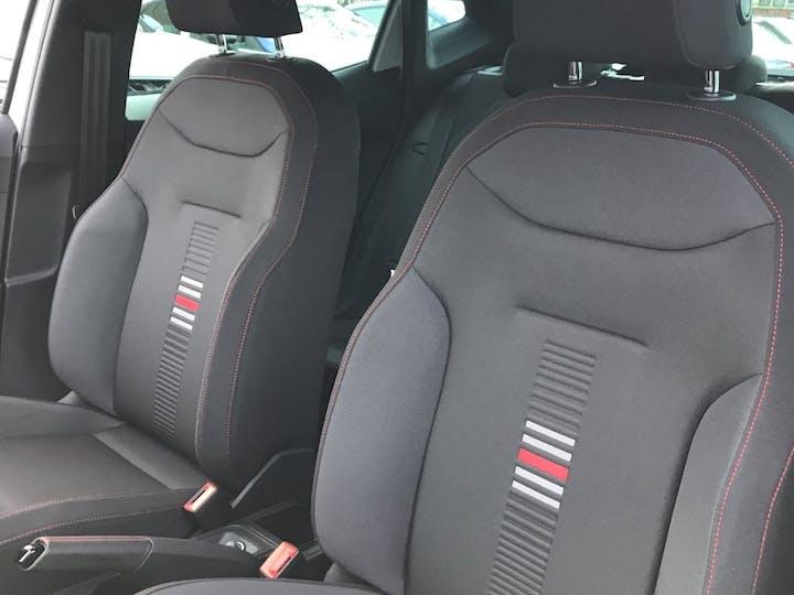 SEAT Ibiza 1.0 Tsi Fr Hatchback 5dr Petrol Manual (s/s) (110 Ps) | MT21VCK | Photo 8