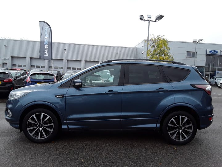 Ford Kuga 1.5 TDCi St Line SUV 5dr Diesel Manual (s/s) (120 Ps) | MX68TZO | Photo 8