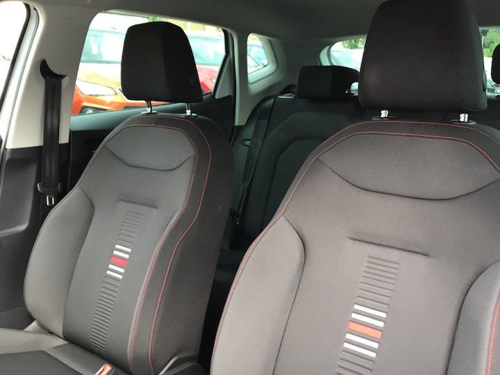 SEAT Ibiza 1.0 Tsi Fr Hatchback 5dr Petrol Manual (s/s) Gpf (95 Ps) | YG19JDS | Photo 8