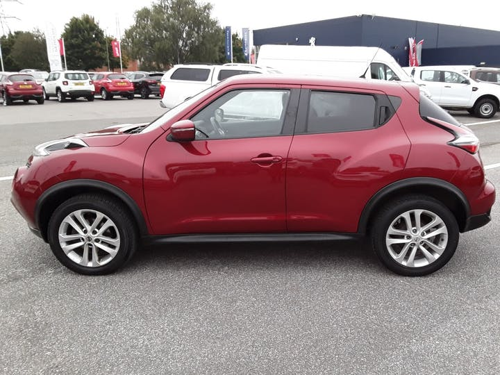 Nissan Juke 1.2 Dig T N Connecta SUV 5dr Petrol (s/s) (115 Ps) | YM16CUJ | Photo 8