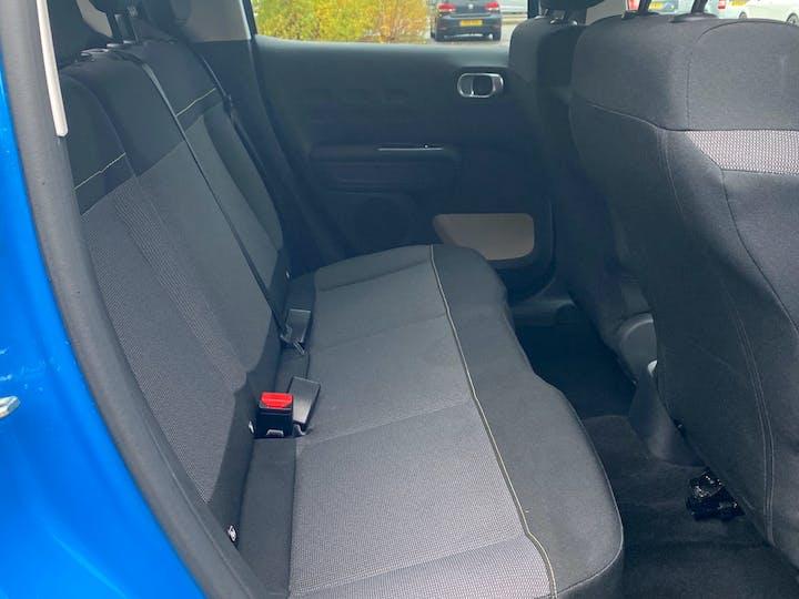 Citroen C3 1.2 Puretech Flair Hatchback 5dr Petrol Manual (s/s) (83 Ps)   AU69ZKJ   Photo 9