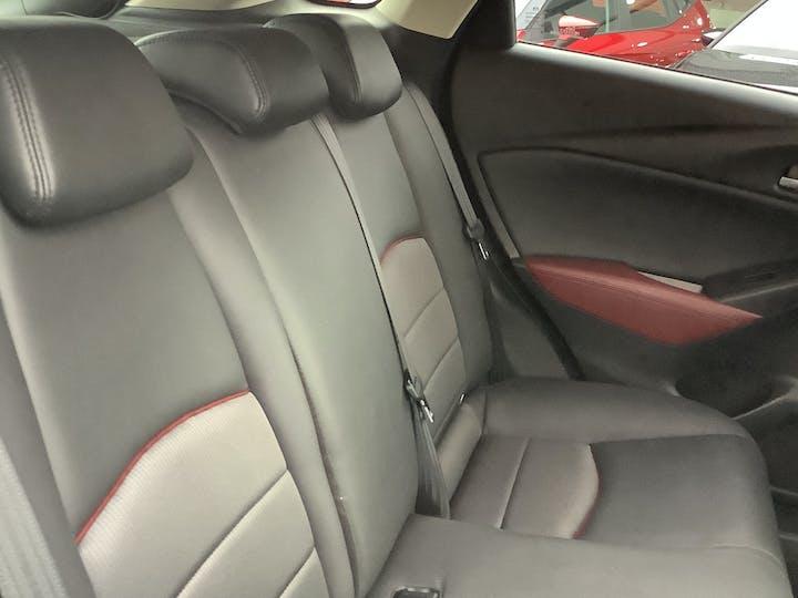 Mazda CX 3 2.0 Skyactiv G Sport Nav SUV 5dr Petrol (s/s) (121 Ps) | AV17KHG | Photo 9