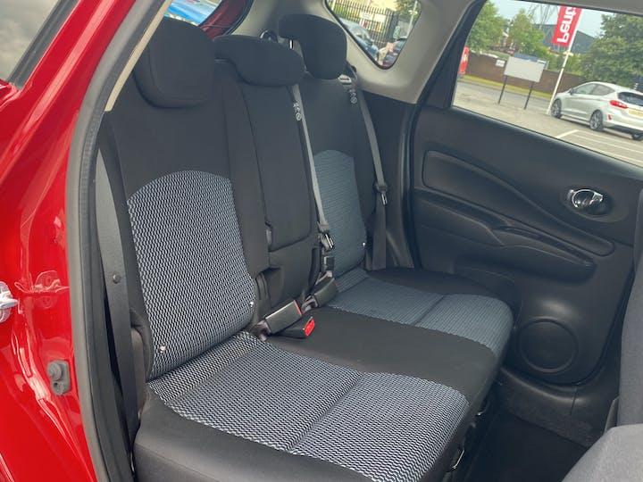 Nissan Note 1.2 Acenta Premium (style Pack) Hatchback 5dr Petrol Manual (109 G/km, 79 Bhp) | BL15OZO | Photo 9