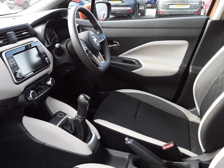 Nissan Micra 0.9 Ig T Acenta Limited Edition Hatchback 5dr Petrol Manual (s/s) (90 Ps) | BL67UYS | Photo 9