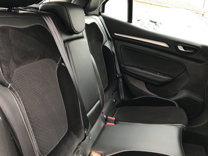 Renault Megane 1.5 DCi Dynamique Nav 5dr | BV66OKO | Photo 9