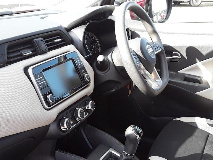 Nissan Micra 0.9 Ig T Acenta Hatchback 5dr Petrol Manual (s/s) (90 Ps) | DA67SKN | Photo 9