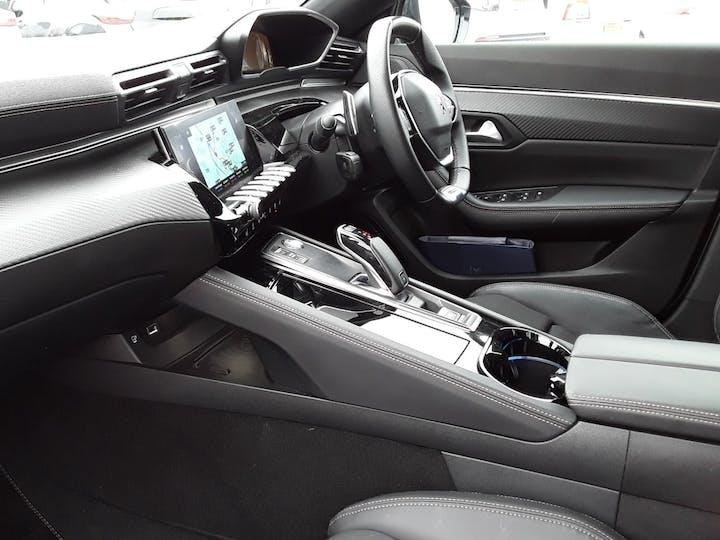 Peugeot 508 1.6 Puretech GT Line Fastback 5dr Petrol Eat (s/s) (180 Ps) | DT19MOV | Photo 9