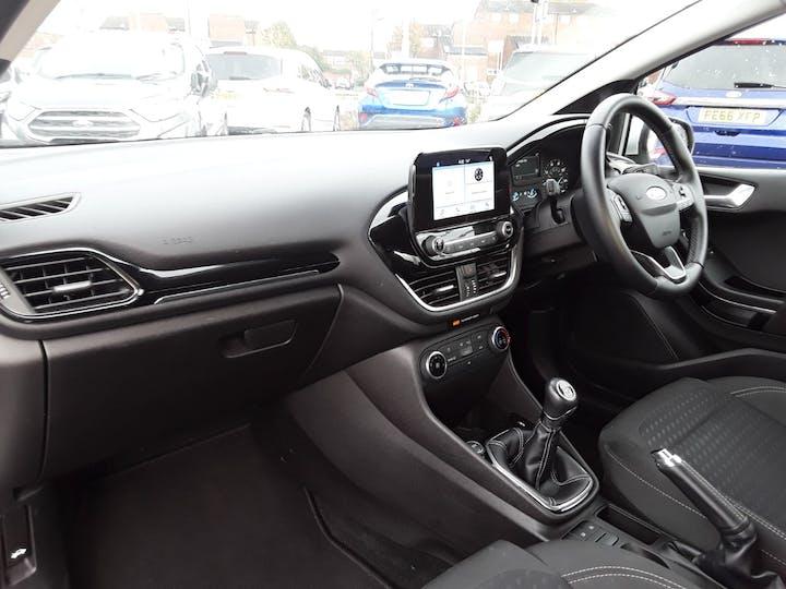 Ford Fiesta 1.1 Ti Vct Zetec Hatchback 3dr Petrol Manual (s/s) (85 Ps) | EK68ZYC | Photo 9