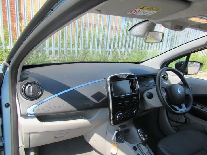 Renault Zoe 22kwh Dynamique Intens Hatchback 5dr Electric Auto (battery Lease) (88 Bhp) | FT14ARU | Photo 9