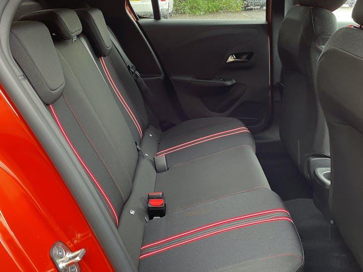 Vauxhall Corsa 1.2 Turbo SRi Hatchback 5dr Petrol Manual (s/s) (100 Ps) | FT21YZA | Photo 9