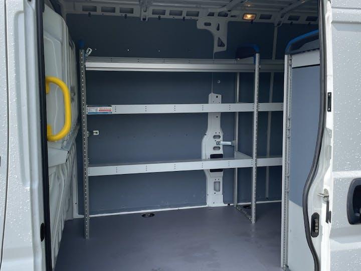 Citroen Relay 2.0 Bluehdi 35 Enterprise Panel Van 5dr Diesel Manual L3 H2 Eu6 (130 Ps) | LF19UKM | Photo 9