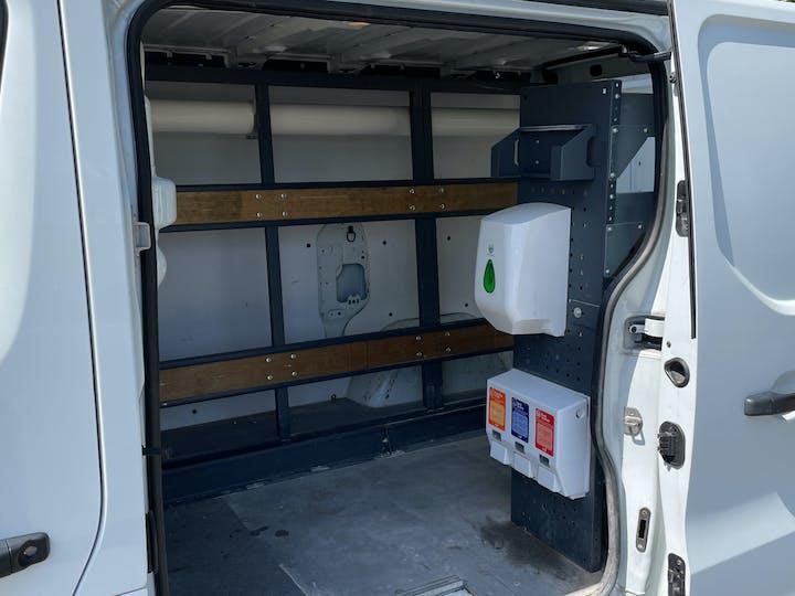 Renault Trafic 1.6 DCi 27 Business+ Panel Van 5dr Diesel Manual SWB Standard Roof Eu5 (115 Ps) | LX16MYA | Photo 9