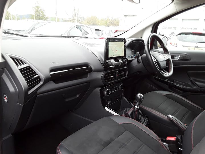Ford EcoSport 1.0t Ecoboost St Line SUV 5dr Petrol Manual (s/s) (140 Ps) | MC18XHS | Photo 9