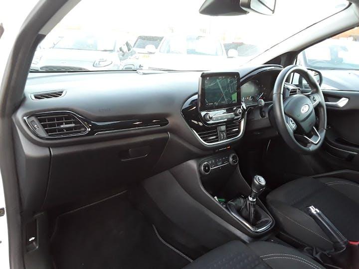 Ford Fiesta 1.0t Ecoboost Titanium Hatchback 3dr Petrol Manual (s/s) (100 Ps)   MJ18BNZ   Photo 9