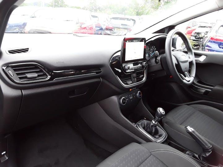 Ford Fiesta 1.0t Ecoboost Zetec Hatchback 5dr Petrol Manual (s/s) (100 Ps) | MJ18EKH | Photo 9