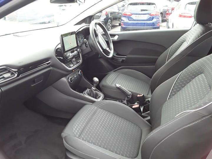 Ford Fiesta 1.0t Ecoboost Zetec Hatchback 3dr Petrol Manual (s/s) (100 Ps) | MJ18EOD | Photo 9