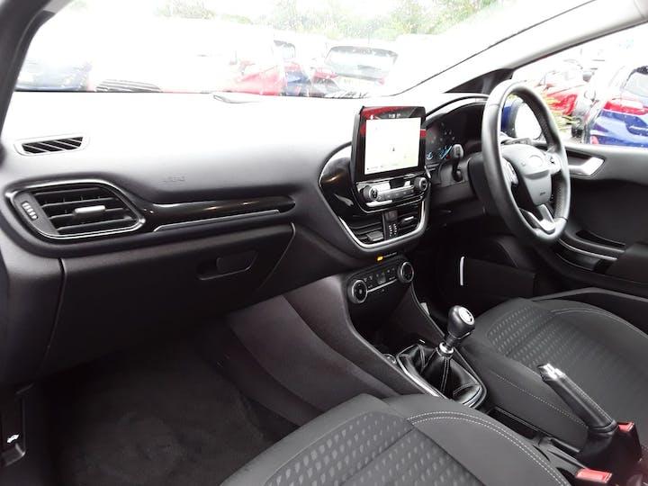 Ford Fiesta 1.0t Ecoboost Titanium Hatchback 5dr Petrol Manual (s/s) (100 Ps)   MJ67XRS   Photo 9
