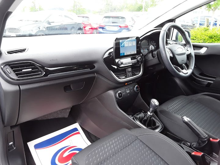 Ford Fiesta 1.0t Ecoboost Zetec Hatchback 3dr Petrol Manual (s/s) (100 Ps) | MJ67XRT | Photo 9