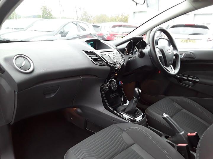 Ford Fiesta 1.25 Zetec Hatchback 3dr Petrol Manual (122 G/km, 81 Bhp) | MP65NLO | Photo 9