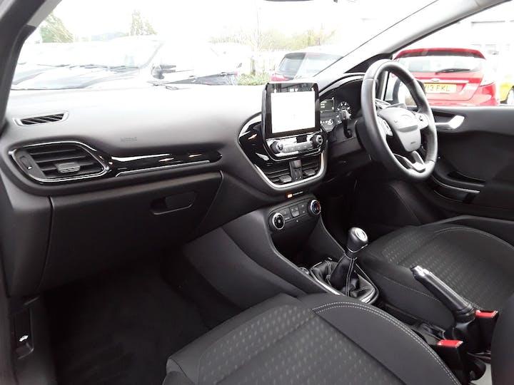 Ford Fiesta 1.1 Zetec 3dr   MT18BNX   Photo 9