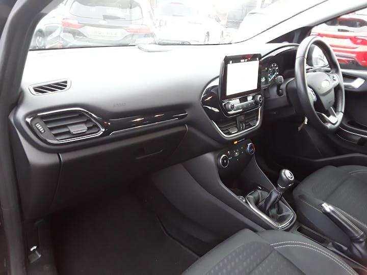 Ford Fiesta 1.1 Ti Vct Zetec Hatchback 5dr Petrol Manual (s/s) (85 Ps) | MT18CNN | Photo 9