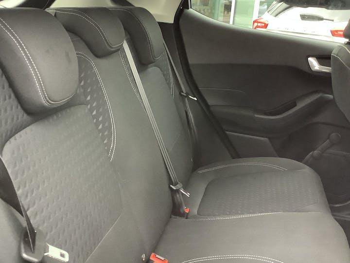 Ford Fiesta 1.0t Ecoboost Titanium Hatchback 5dr Petrol Manual (s/s) (125 Ps) | MT18YTL | Photo 9